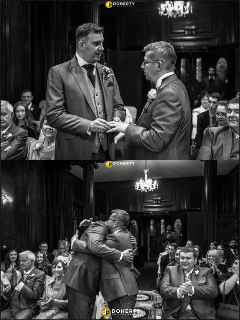 Coombe Abbey Same-Sex Wedding Ceremony
