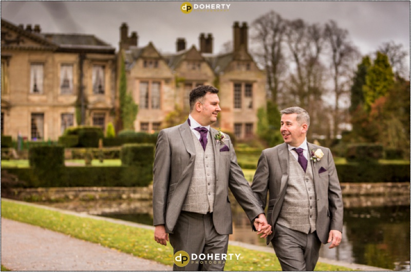 Coombe Abbey Same-Sex Wedding