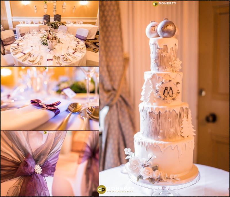 Coombe Abbey Wedding Cake