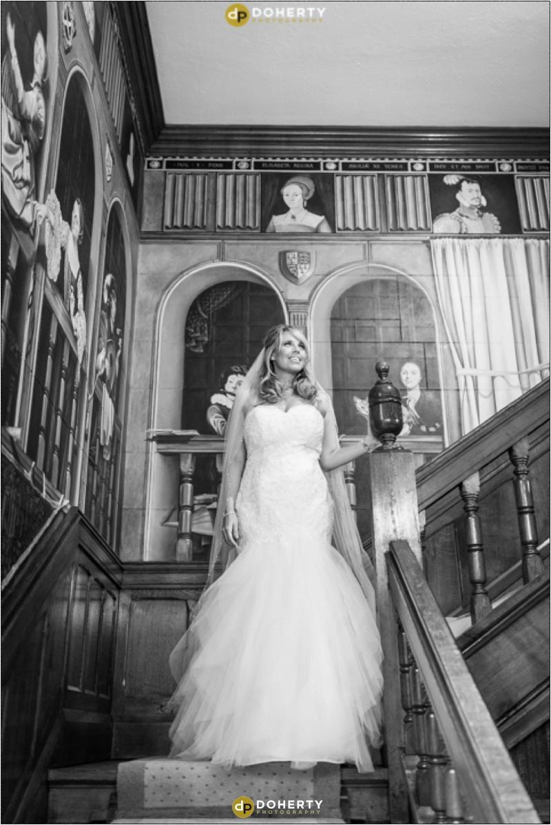 Windmill Village Wedding Bride