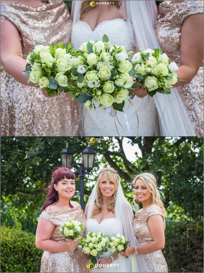 Windmill Village Wedding Bridesmaids