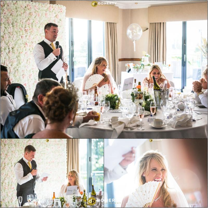 Windmill Village Wedding Speeches