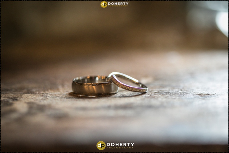 Crockwell Farm Wedding Rings