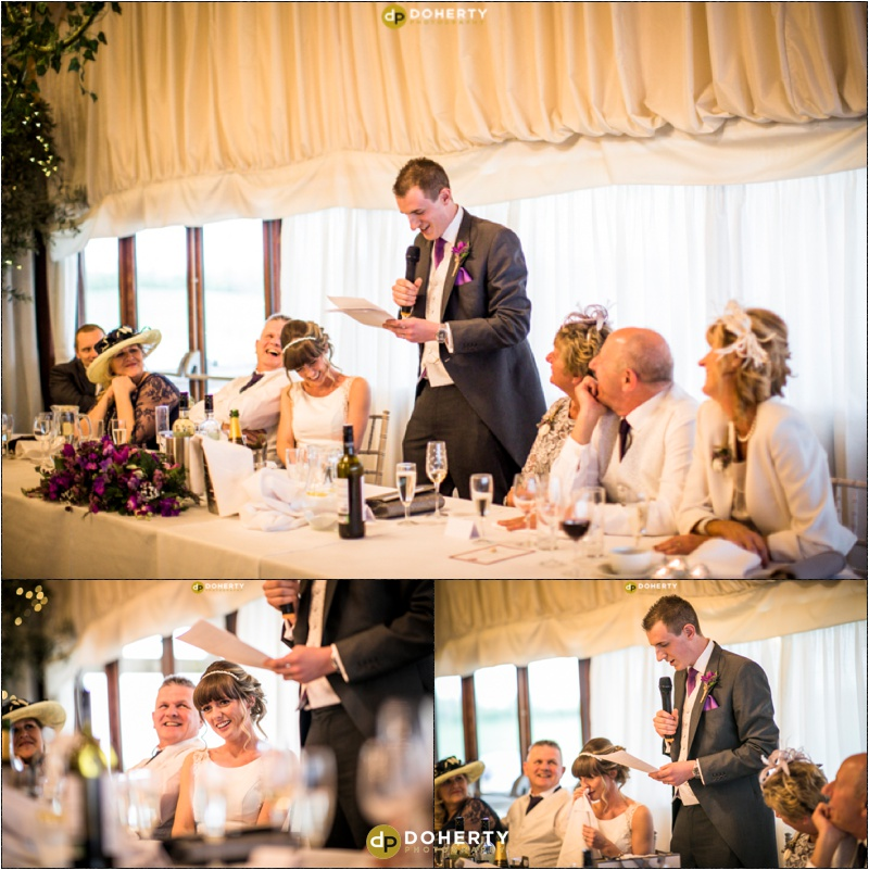 Crockwell Farm - Wedding Speeches
