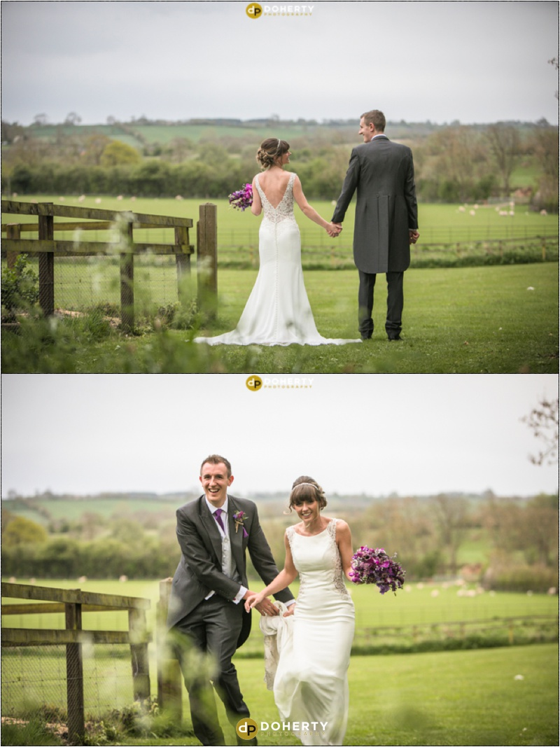 Crockwell Farm - Northamptonshire Wedding Photography