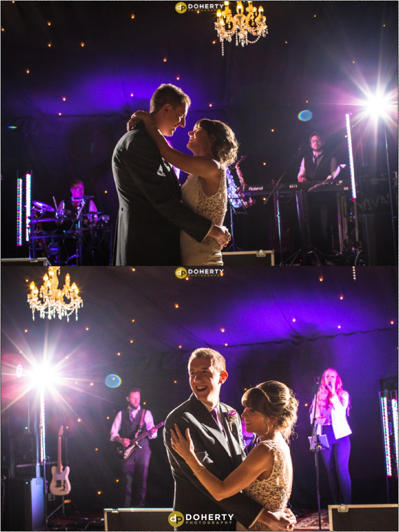 Crockwell Farm - Couples first dance