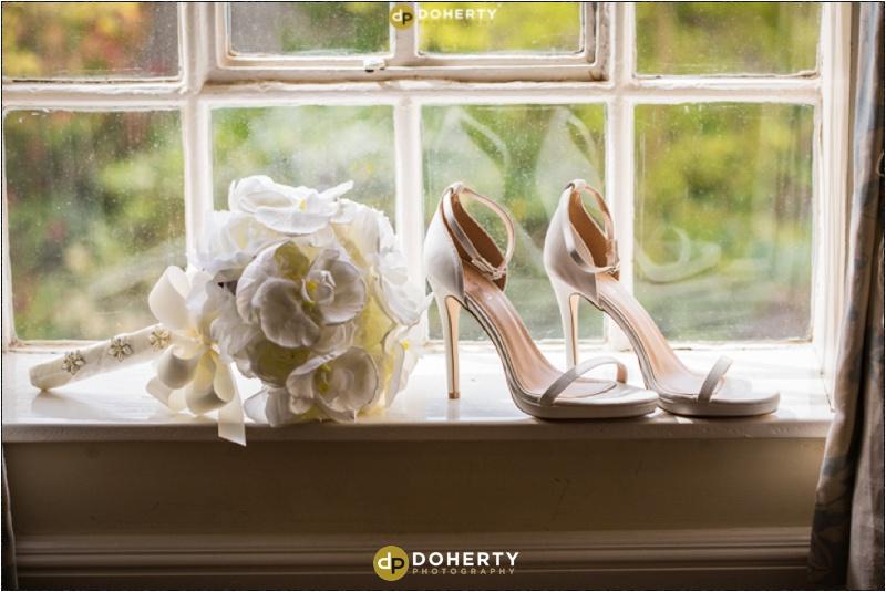 Warwick house Wedding Shoes