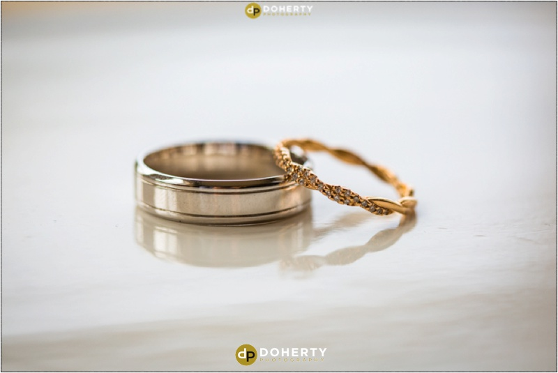 Warwick house Wedding Rings