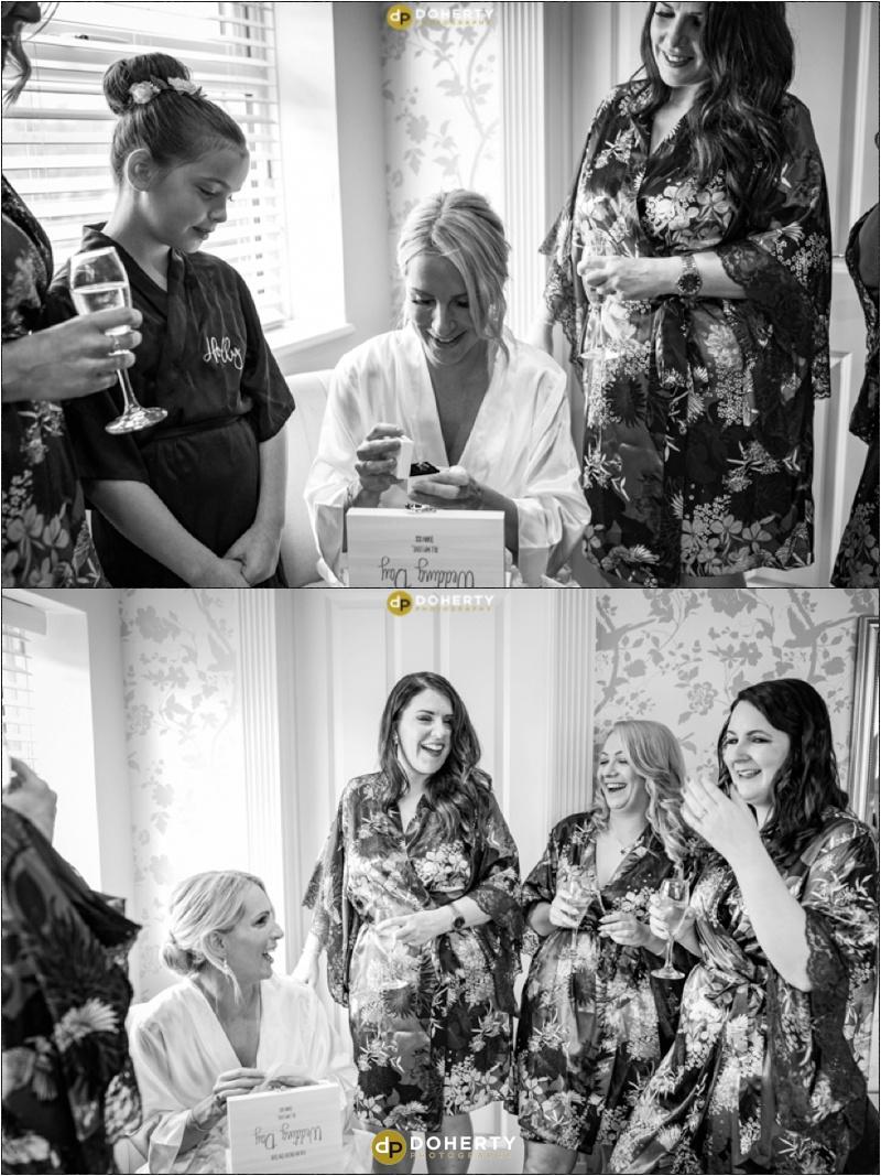 Warwick house Wedding Bridesmaids