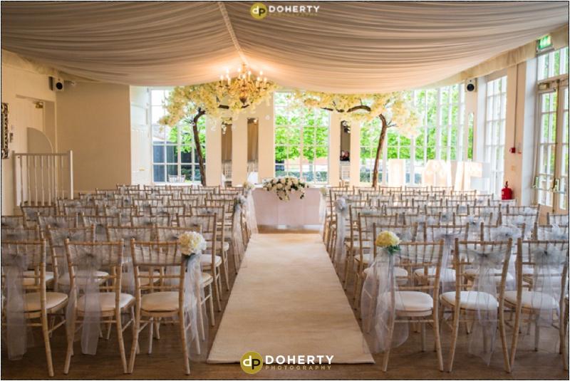 Warwick house Wedding Venue