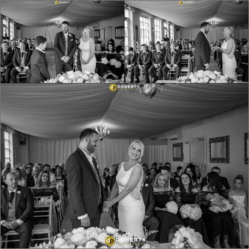 Warwick house Wedding Ceremony