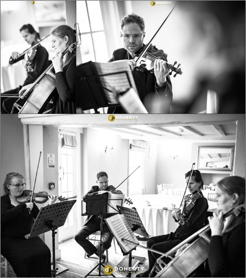 Warwick house Wedding String Quartet