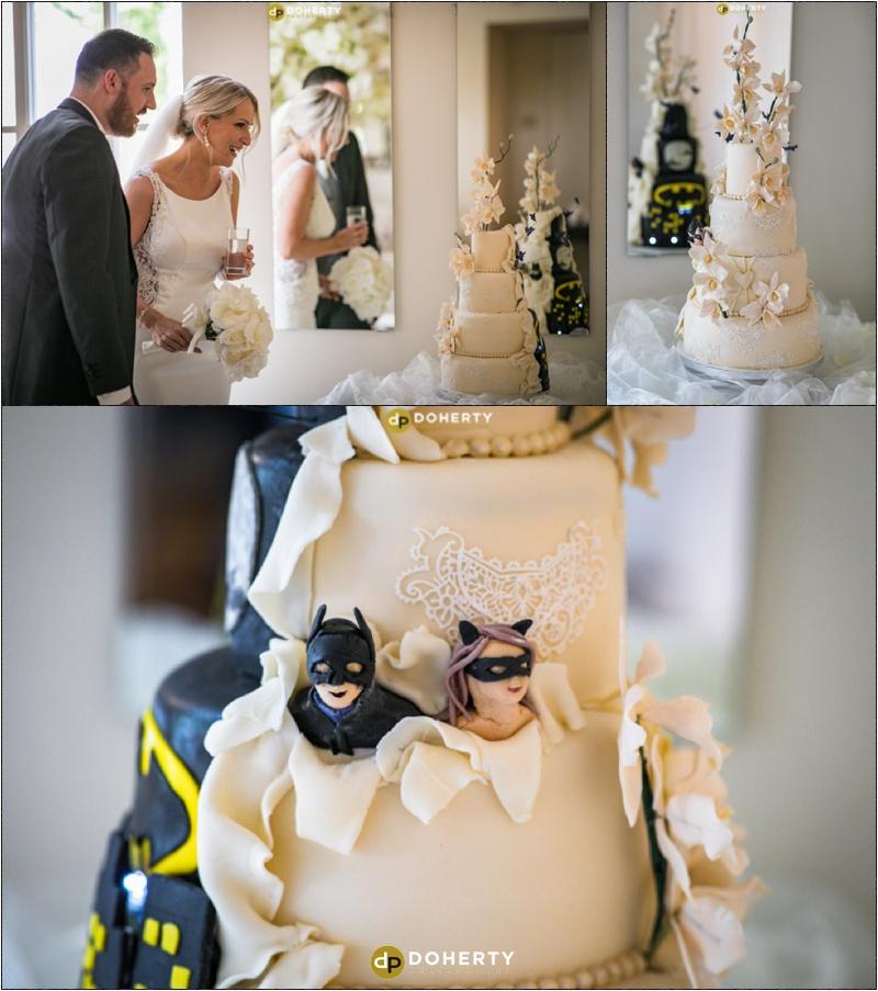 Warwick house Wedding Cake