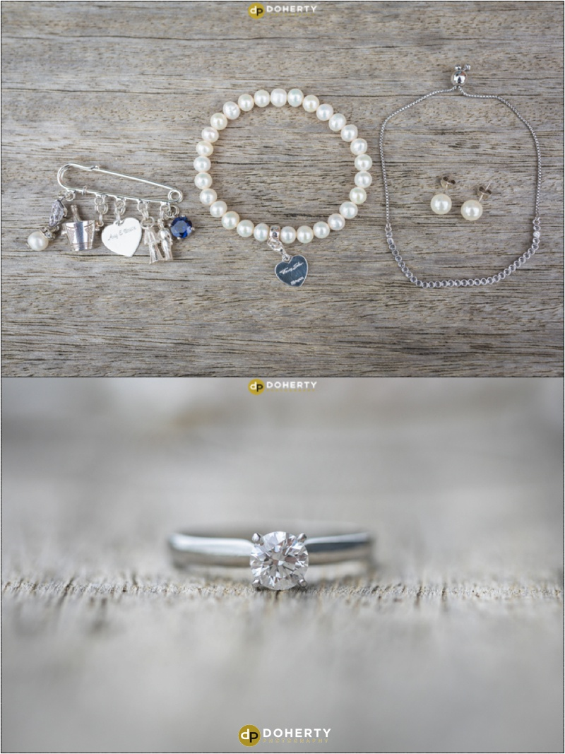 Stratford Park Hotel Wedding Jewellery