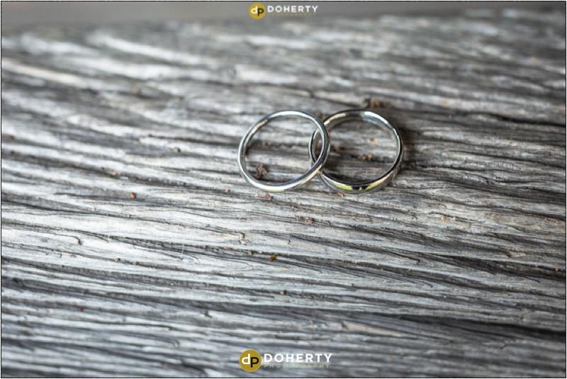 Stratford Park Hotel Wedding Rings