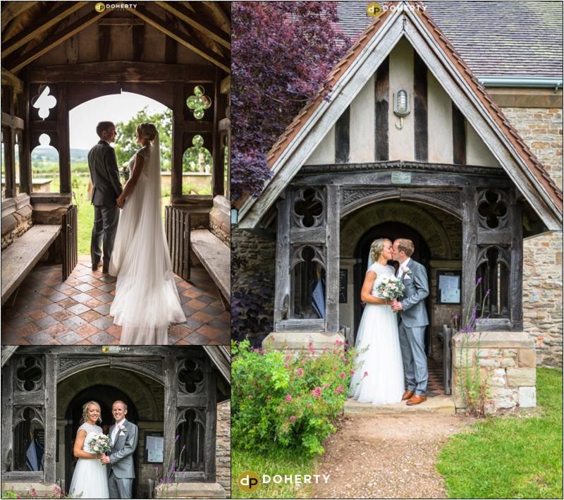 Preston Bagot Church Wedding Photography