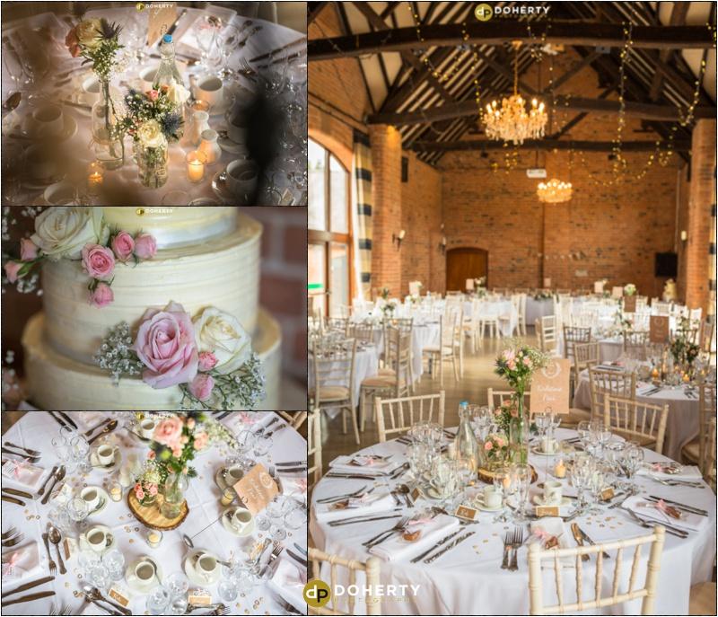 Stratford Park Hotel Wedding Venue