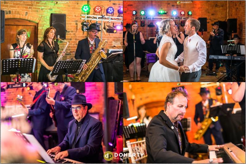 Stratford Park Hotel Wedding Band