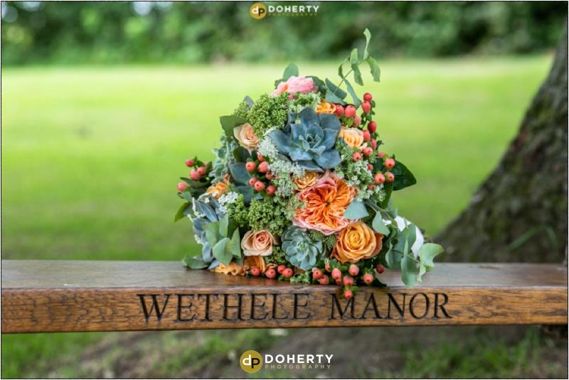 Wethele Manor Wedding venue