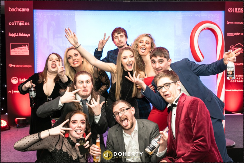 Corporate Awards Party Photography