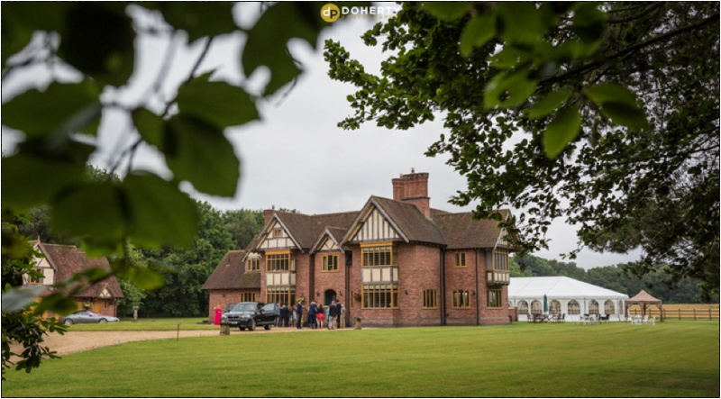 Solihull Wedding Photography venue