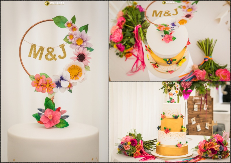 Solihull Wedding Photography cake