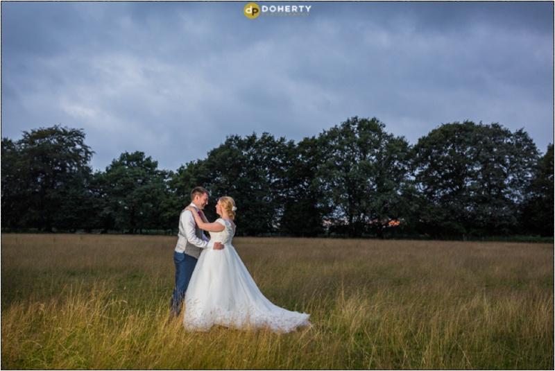 Solihull Wedding Photography evening