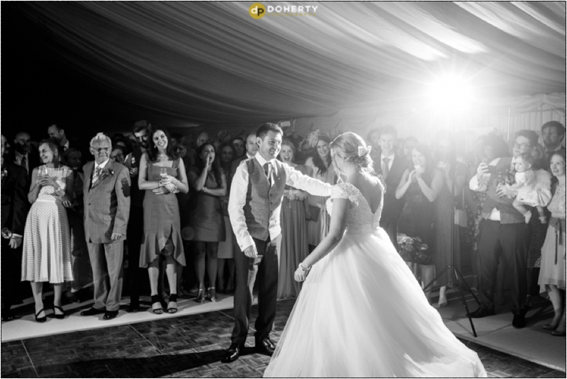Solihull Wedding Photography first dance