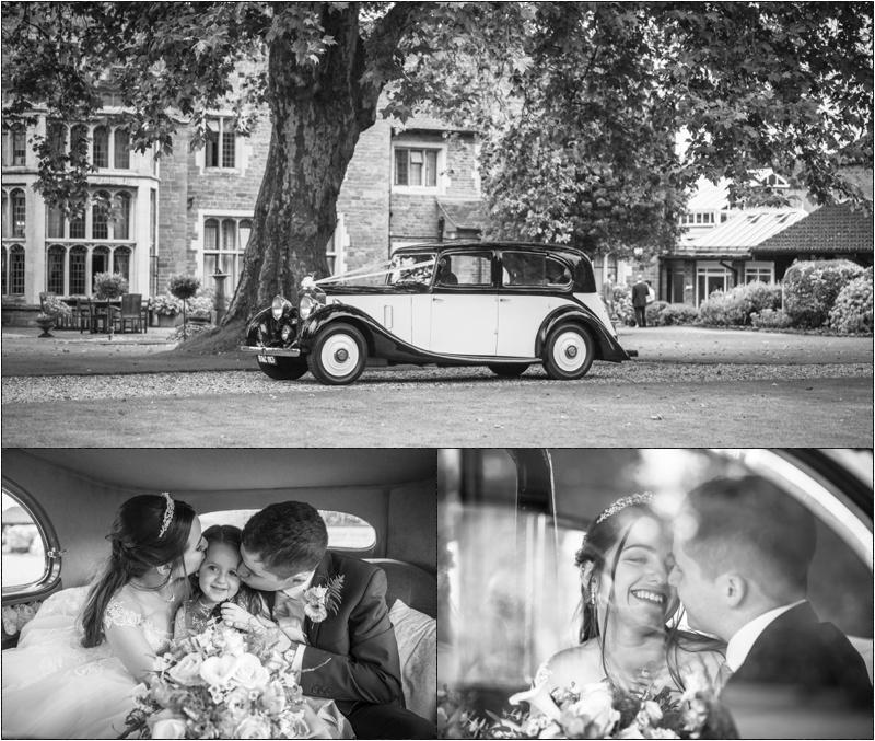 Highgate House Wedding Car