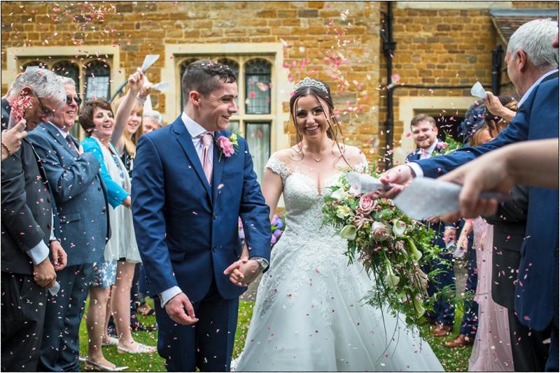 Highgate House Wedding Confetti