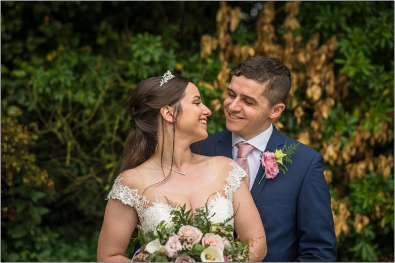 Highgate House Wedding Couple