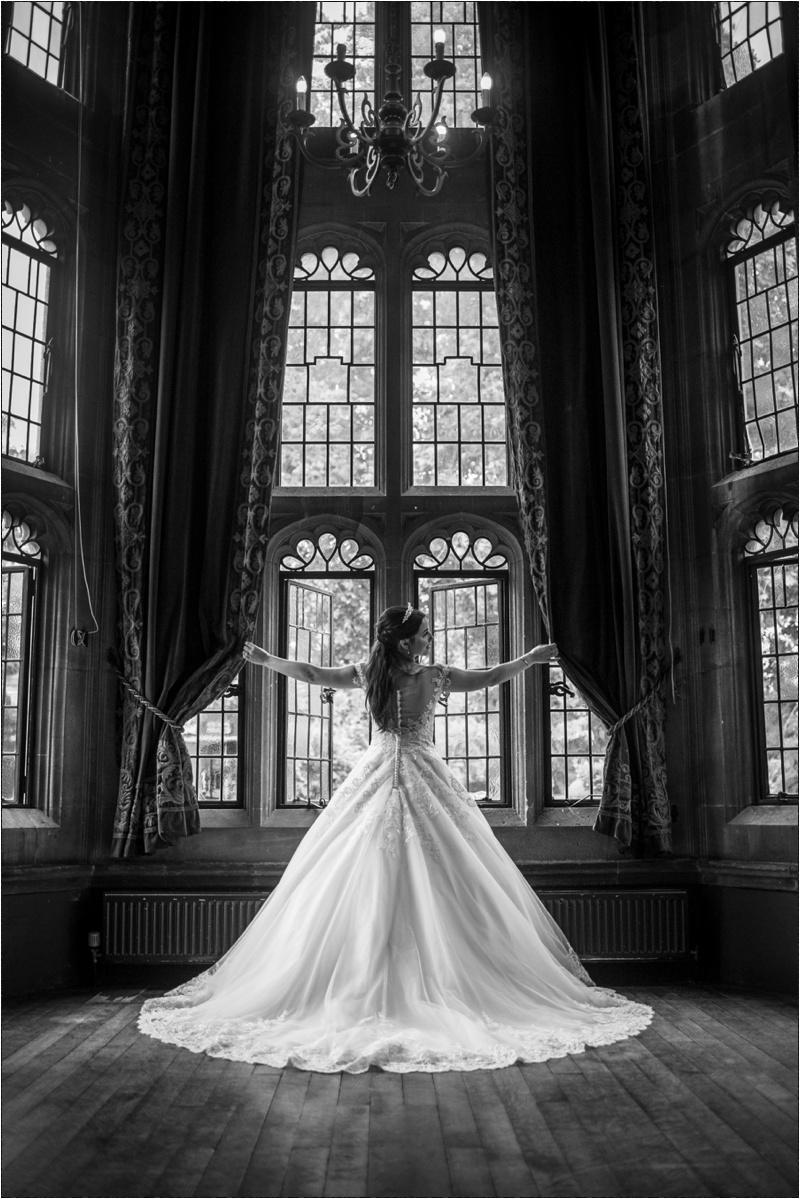 Highgate House Wedding Bride
