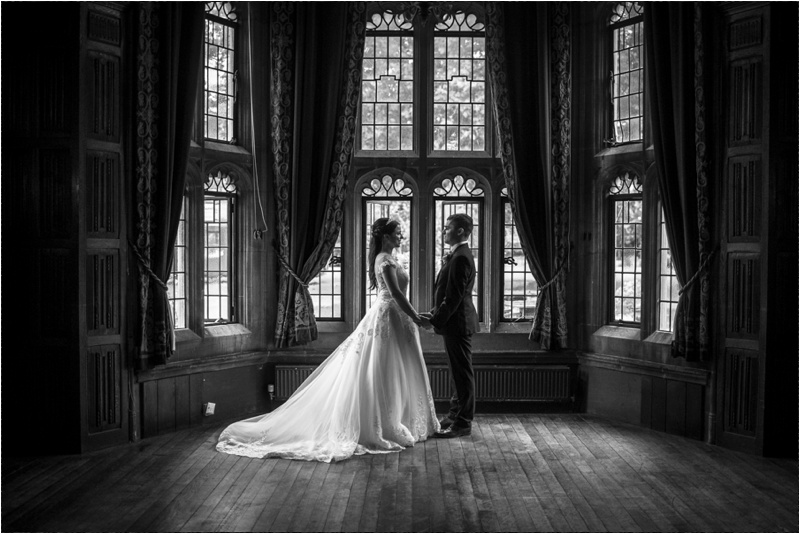 Highgate House Wedding Bride and Groom