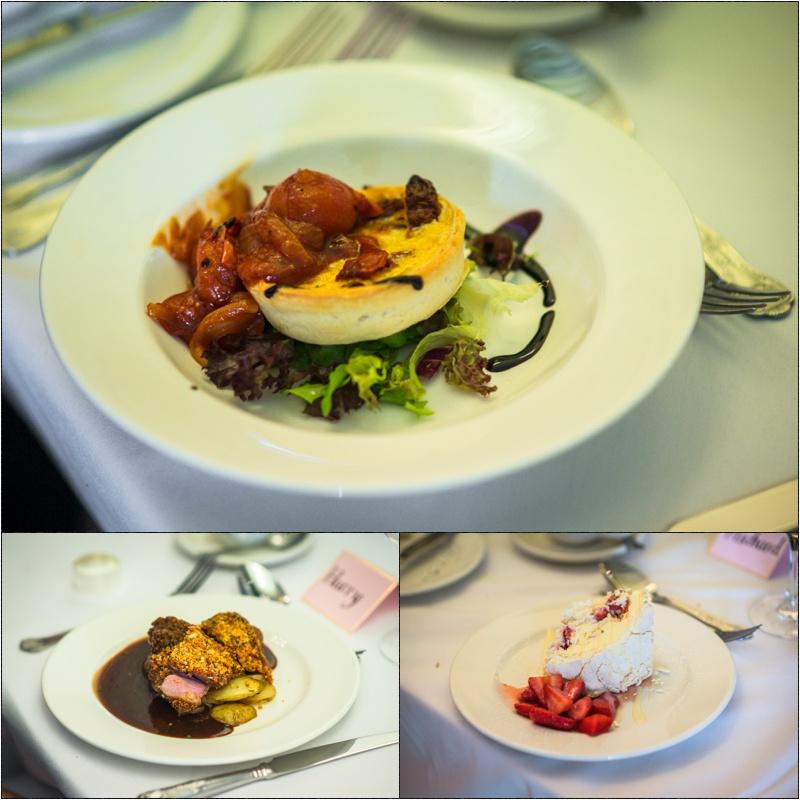Highgate House Wedding Food