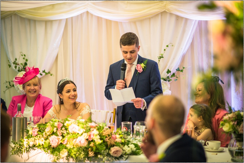Highgate House Wedding Speeches