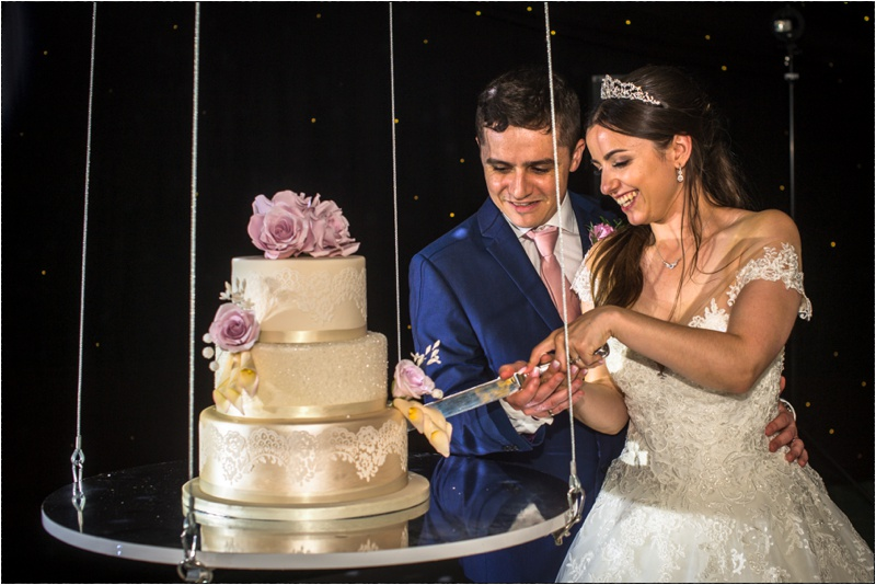Highgate House Wedding Cake