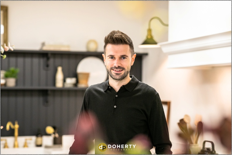 Lifestyle portraits of Burbidge kitchens