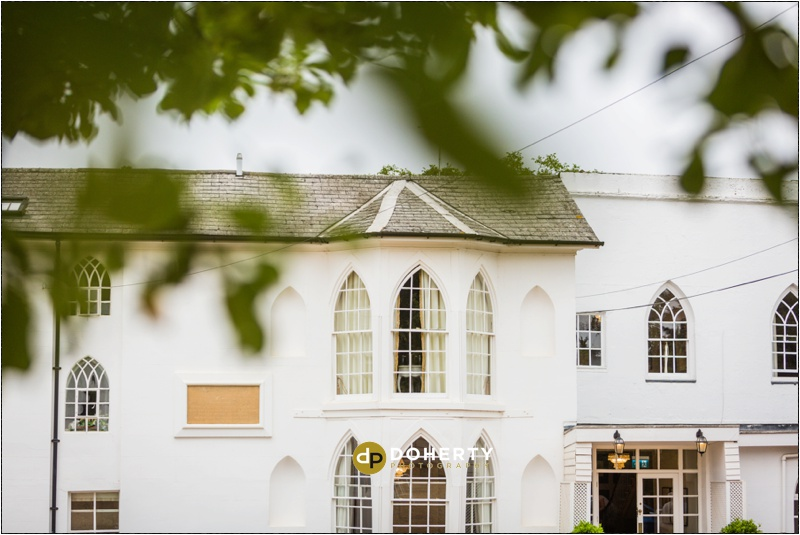 Wedding photography Warwick House