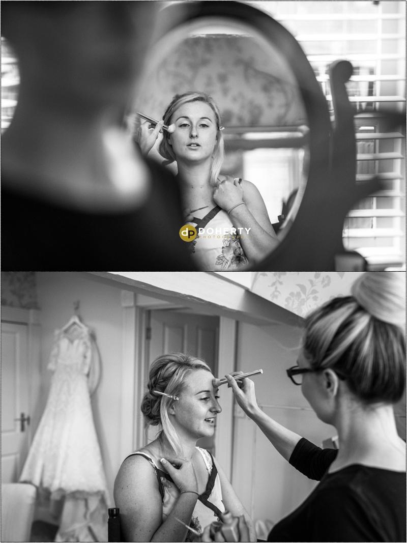 Warwick House Wedding Preparations