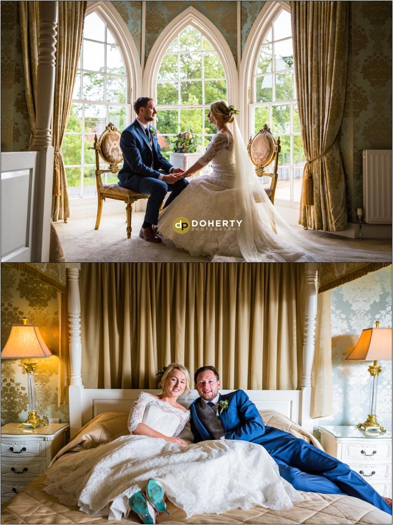 Warwick House Wedding Photographer