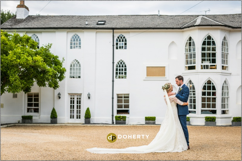 Warwick House building photo