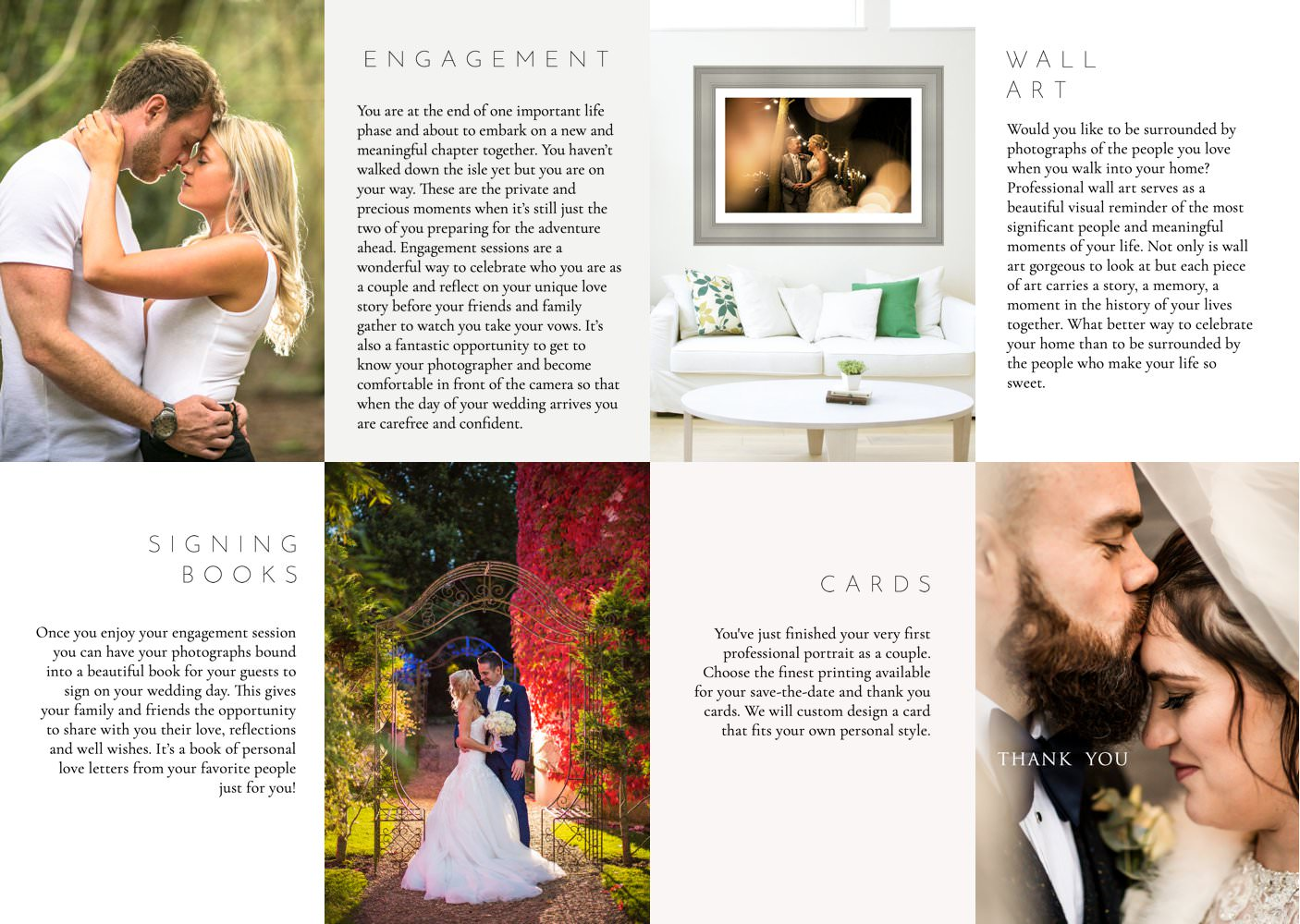 Engagement page
