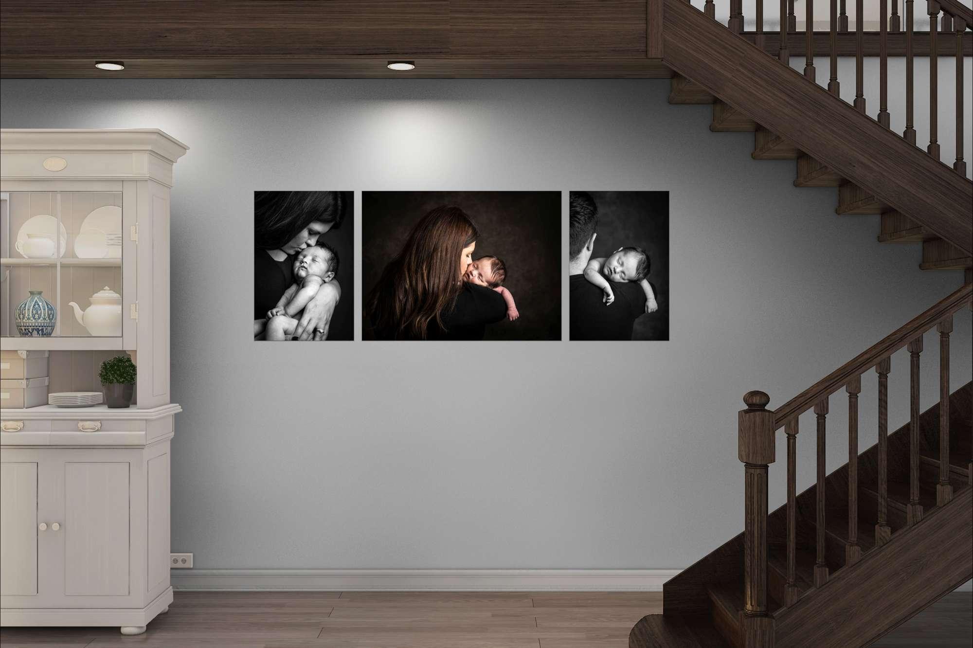 Studio Portrait Room Set