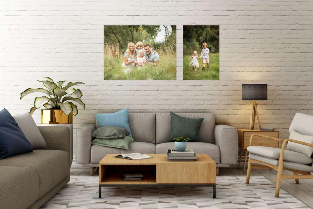 Outdoor Portrait Room Set