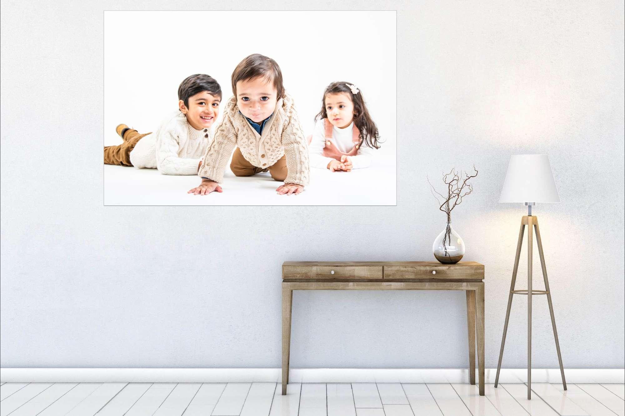 Portrait Room Set