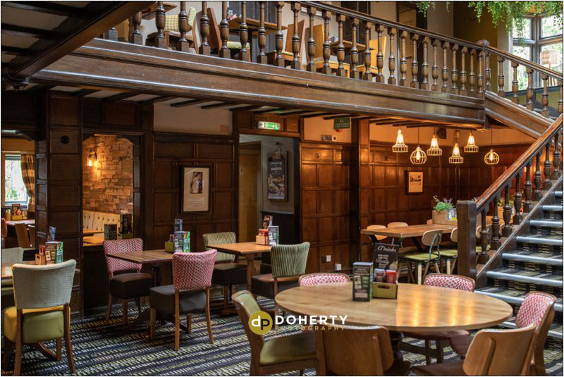 Harvester Hotel Photography