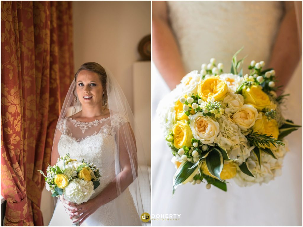 Coombe Abbey Wedding Bouquet
