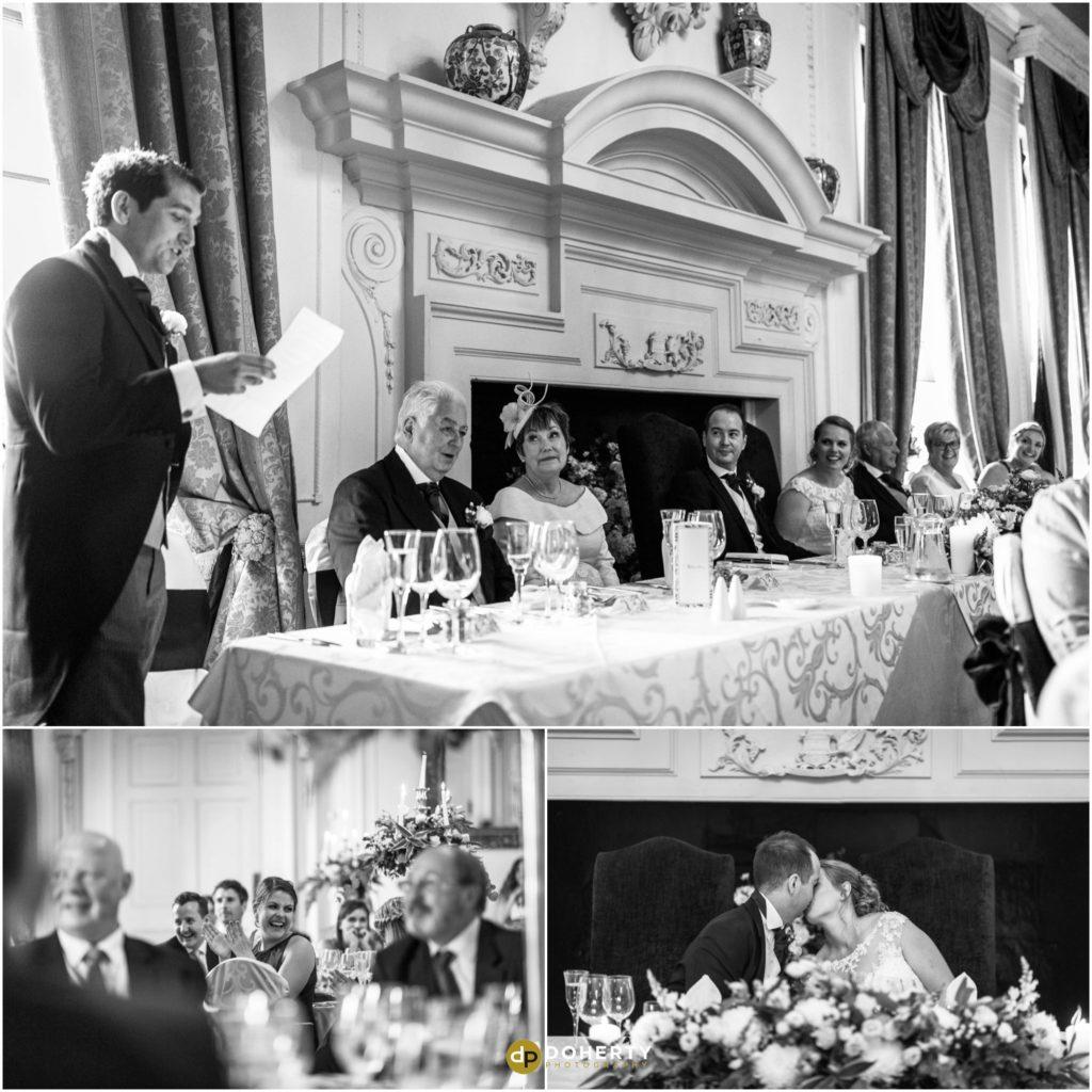 Coombe Abbey Hotel Wedding Best Man Speech