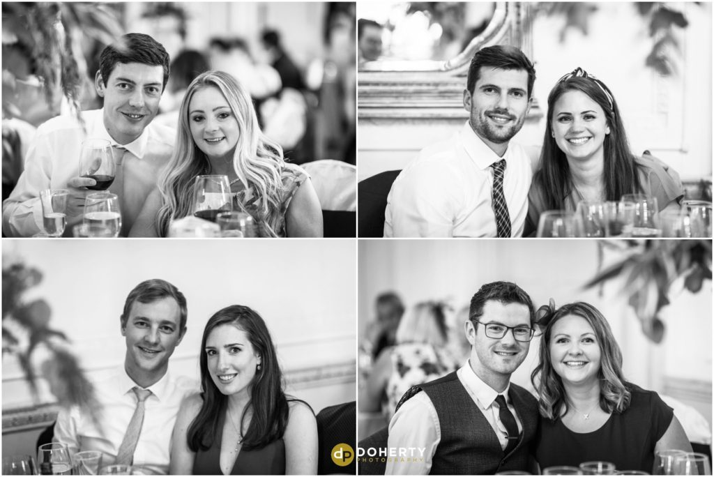 Coombe Abbey Hotel Wedding Guests