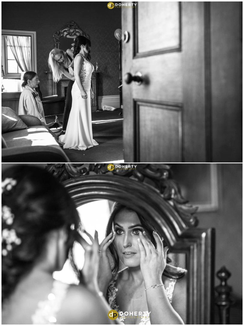 Coombe Abbey Wedding Hotel Photography